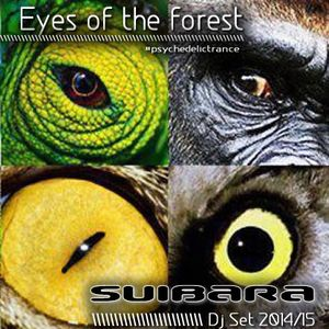 Dj Set Suibara - Eyes Of The Forest - 2014/ 15