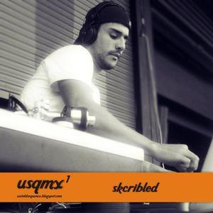 USQ Mix I 001 I Skcribled