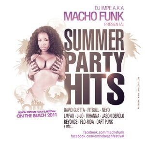 SUMMER PARTY HITS - MACHO FUNK