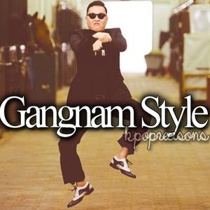 Gangnam style progressive mix