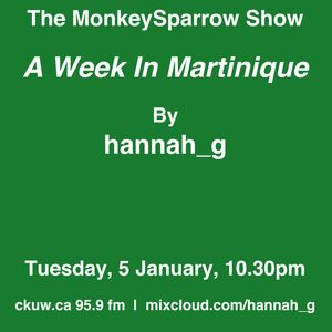 A Week In Martinique - hannah_g - The MonkeySparrow 30
