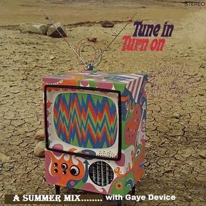 Tune In,Turn On with the Gaye Device Radio Show.