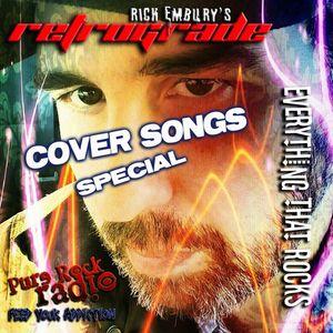 Rich Embury's R3TROGRAD3: Cover Songs Special (09/02/2016)