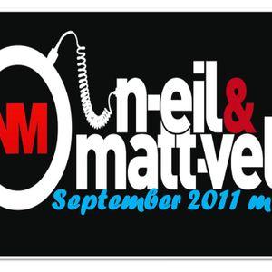 N-eil & Matt-vell september promo mix