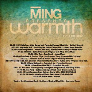 MING Presents Warmth 082