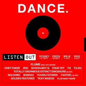 Listen Out 2014 - Promo Mix