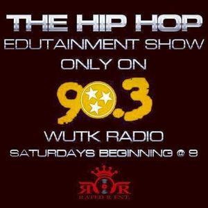 90.3's Edutainment Hip Hop Show