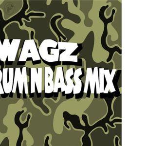 Wagz Jan 2010 Drum n Bass mix