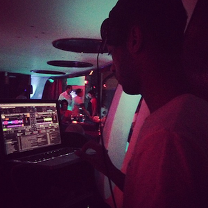 DJ achraf - The atlantic #1 afro night