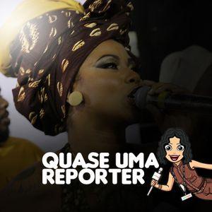 Quase Uma Repórter com Grazzi Brasil, intérprete oficial do Vai-Vai