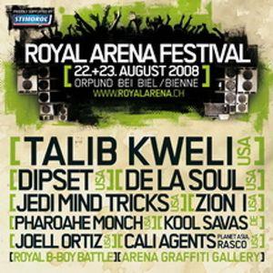 DJ Mo-B & DJ Task - Royal Arena Festival Mix 2008