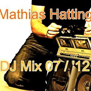 Mathias Hatting DJ-Mix 07/12