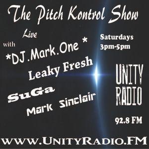 Unity Radio - (DJ Mark One, Leaky Fresh, SuGa, Mark Sinclair)- The Pitch Kontrol Show [2015 11 14]