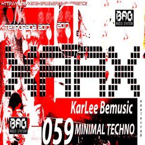 XAAX059 _ KarLee Bemusic (4decks+samples) @ BAG Radio Station