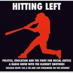 Hitting Left with the Klonsky Brothers 5-17-2019: Juanita Irizarry, Daniel La Spata