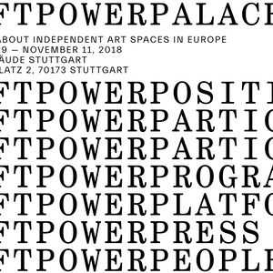 Soft Power Palace - Discussion Nov 1 2018