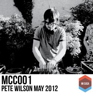 MCC001 Pete Wilson 2012