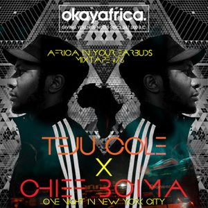AFRICA IN YOUR EARBUDS #76: Teju Cole x Chief Boima 'One Night in New York City'
