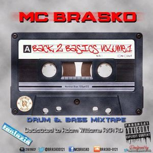 MC BRASKO BACK 2 BASICS VOLUME 1 MIXTAPE