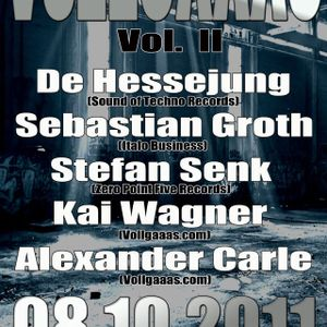 Stefan Senk - Live at Vollgaaas at Kasino Bingen 2011-10-08