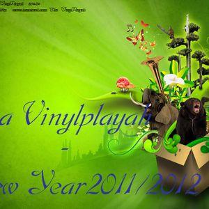 Tha Vinylplayah - new year 2011 - 2012