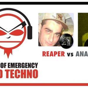 DJ Anakonda - REAPER vs ANAKONDA @ Filmari Radio 26.06.