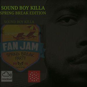 SOUND BOY KILLA SPRING BREAK EDITION
