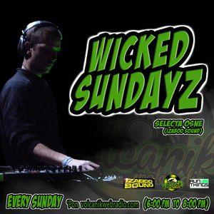 Wicked Sundayz Radio Show #25 - Saison 2 / Retrospective 1998