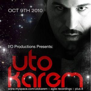 Uto Karem @ Footwork - Oct 9 2010 [Pt.2]