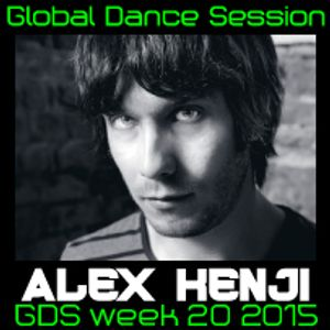 Global Dance Session Week 20 2015 Cheets With Alex Kenji