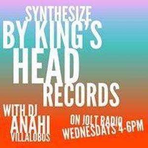 Synthesize presents Anahi Villalobos (Mexico) DJ set & Interview