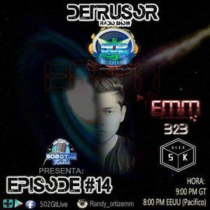 Detrusor Radio Show  #Episode14 Present ALEX SK dj
