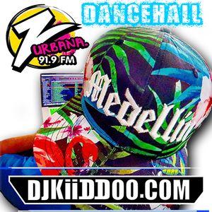 Dancehall Mix 01 (91.9FM La Z-Urbana Medellin)