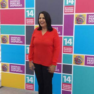 En el marco del 14EFLAC, entrevistamos a Minou Tavarez Mirabal