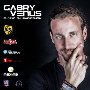 """GABRY VENUS """"FlyingDJ"""" Radioshow #58"""
