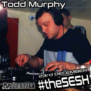 DJ Todd Murphy - BASSMENTal #thesesh 23rd December 2016 Mad Friday Xmas Special Promo Mix