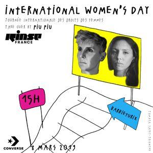 Women's Day Take Over : Barbi(e)turix - 08 Mars 2019