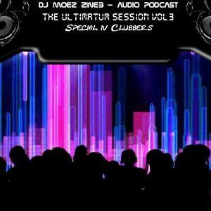 The Ultimatum Session Vol 3 [Spécial 4 Clubber]
