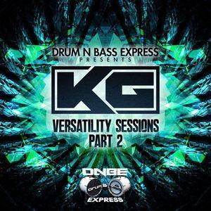 KG - DRUM N BASS EXPRESS - VERSATILITY MIX