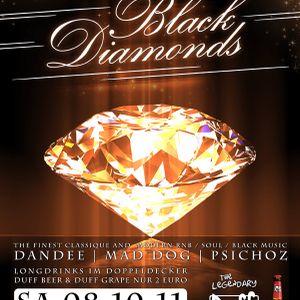 Black Diamonds @ Clubeins Erfurt am 08.11.11 (Live-Mitschnitt)