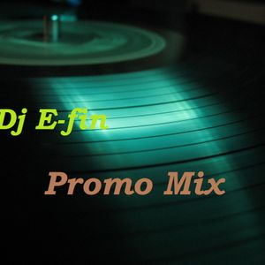 Dj E-fin_Promo Mix_@_Septembrie-2010