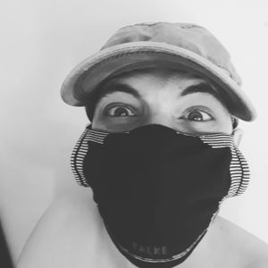 Face Mask Bass Face