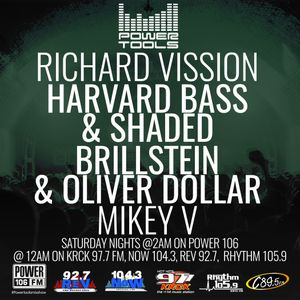 Powertools Mixshow - Episode 1-21-17 Ft: Harvard Bass & SHADED, Brillstein & Oliver $, & Mikey V