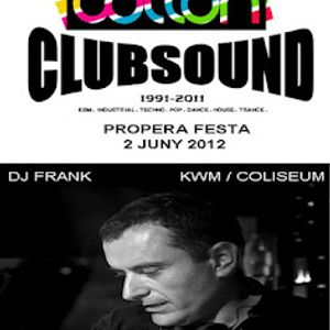 Dj Frank Club Sound 6-2012 Cotton Club vol3