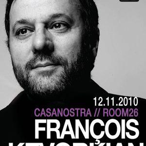 Francois Kevorkian @ Casanostra 2010
