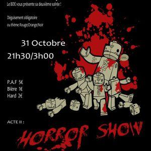 BDE Idrac 31-10-2012 Blazee Live