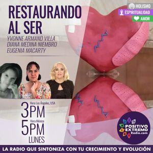 RESTAURANDO AL SER-05-06-19-LENGUAJEANDO