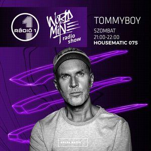 Tommyboy Housematic on Radio 1 (2019-11-30) R1HM75