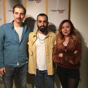 Bir Baba Indie Lokal #26: Gökhan Türkmen (28.10.2019 @Açık Radyo)