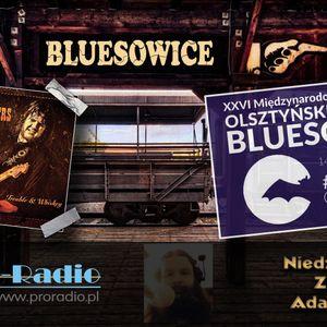 Bluesowice #72 - 25.06.2017 - Sean Chambers & Olsztyńskie Noce Bluesowe 2017